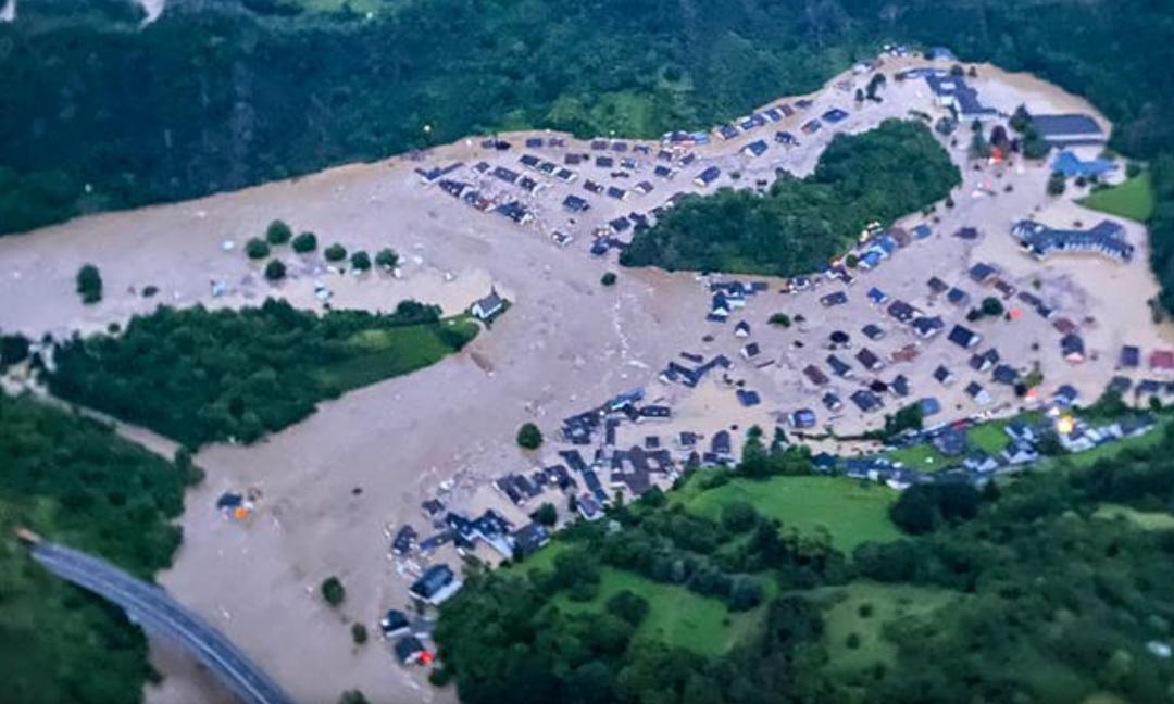 Altenahr 2021 - das Hochwasser hat den malerischen Ort komplett zerstört