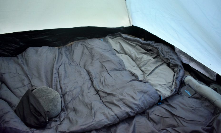 Adventuridge Mumienschlafsack