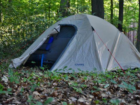 CAMPZ Monta 2P Zelt im Test