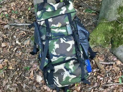Mountaineering Rucksack Large 90L im Test