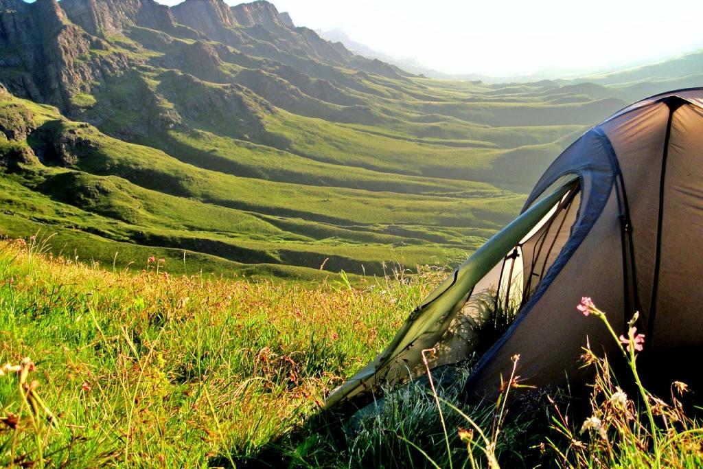 Auch der Einsatzbereich des Zeltes spielt eine entscheidende Rolle